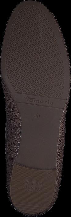 Tamaris 1-1-22201-39 350 Taupe Stru.
