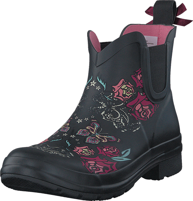 Odd Molly - Rubber Rose Rainboot Multi