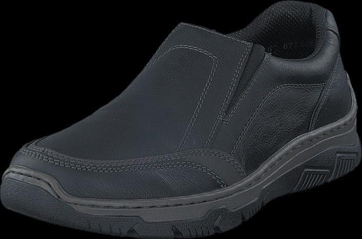 Footway SE - Rieker 16963-00 00 Black, Skor, Sneakers & Sportskor, Löparskor, Blå, Herr, 42 797.00