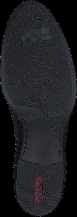 Rieker - 53652-00 00 Black