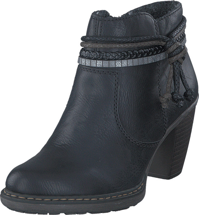 Rieker - 55298-00 00 Black