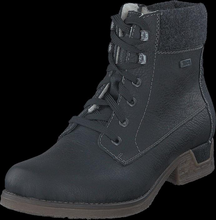 Rieker - 79602-00 00 Black