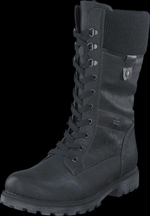 Rieker K7480-01 01 Black
