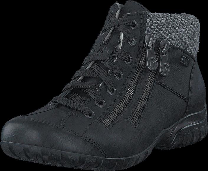 Rieker - L4614-01 01 Black