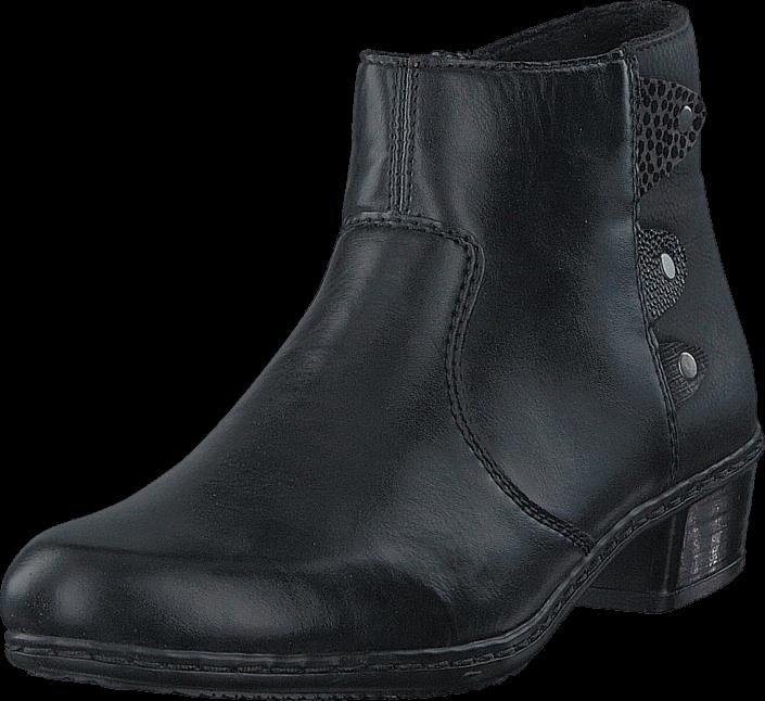 Rieker - Y0723-01 01 Black