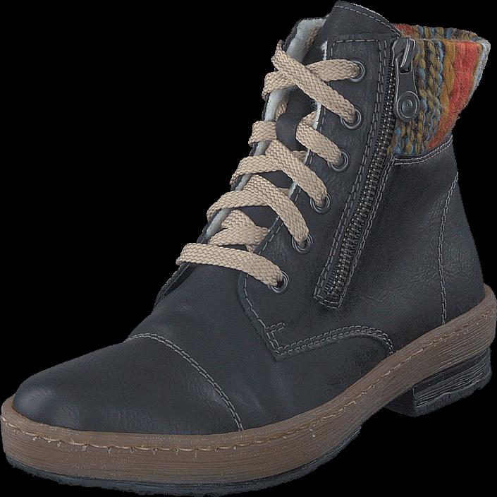 Rieker - Z6721-00 00 Black