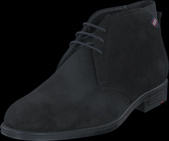 Lloyd Patriot Black, Sko, Boots, Chukka boots, Svart, Herre, 41