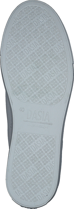 Dasia Daylily White Lace Up