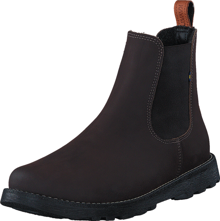 Kavat - Bodås JR XC Dark brown