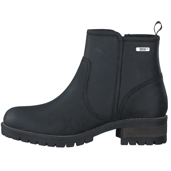 dasia svarta boots