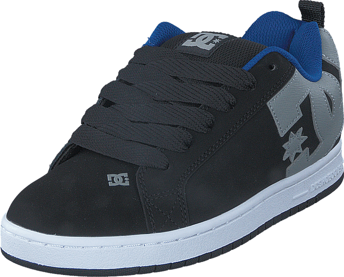 DC Shoes Court Graffik Black/Armor
