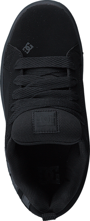 DC Shoes - Court Graffik SE Black Destroy Wash