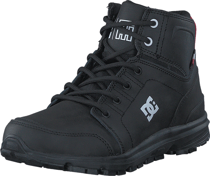 DC Shoes Torstein Black/Athletic Red/White