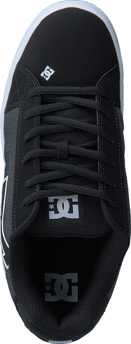 DC Shoes - Net Se Black Destroy Wash