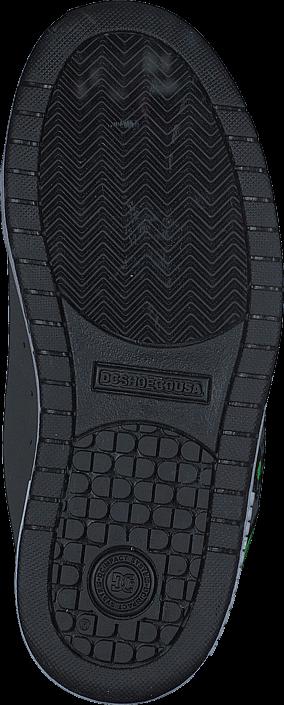 DC Shoes - Court Graffik SE Green/Grey/White
