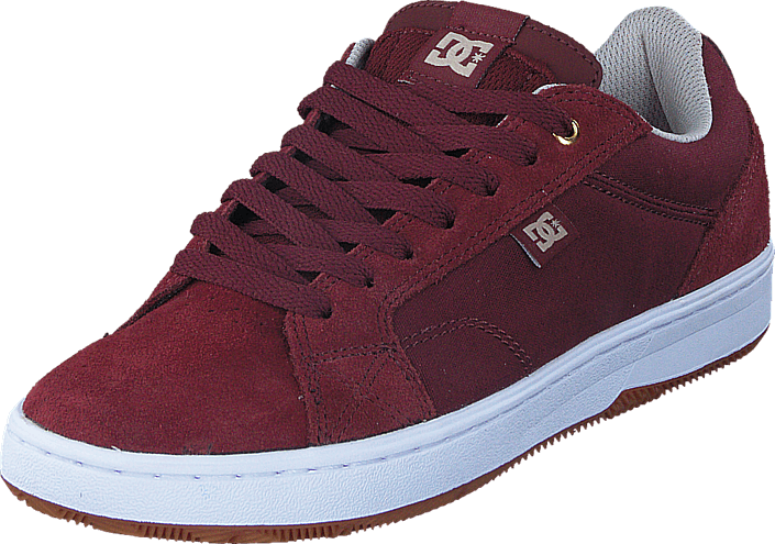 DC Shoes Astor Oxblood/Oyster