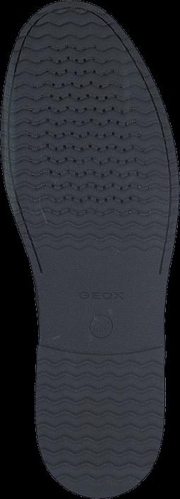 Geox - U Brandled Dk Coffee