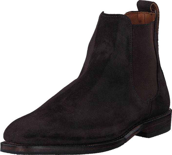 Allen Edmonds - Liverpool Boots Brown
