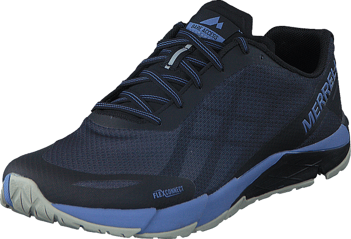 Merrell Bare Access Flex Black/Metallic Lilac
