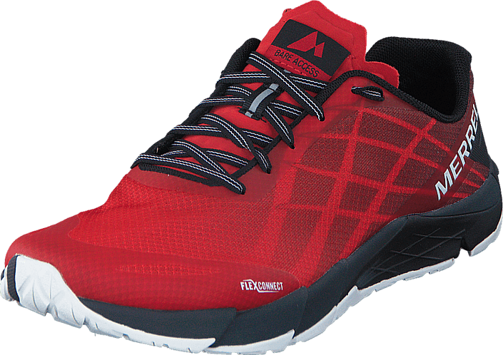Merrell - Bare Access Flex High Risk Red