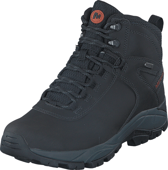 Merrell Vego Mid Leather WTPF Black