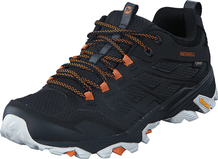 Merrell - Moab Fst GTX Black/Orange