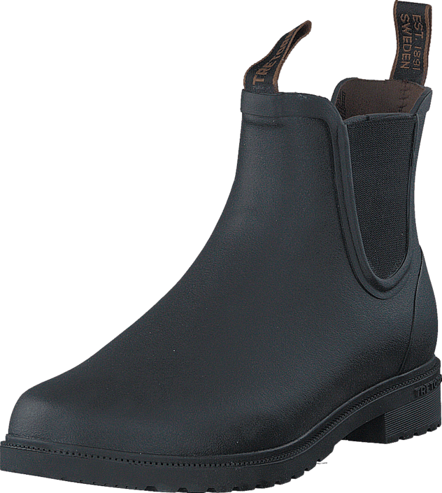 Footway SE - Tretorn Chelsea Classic Black, Skor, Kängor & Boots, Chelsea Boots, Svart, Unise 847.00