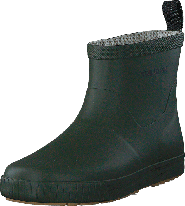 Tretorn Wings Low BD Forest Green/ Gum