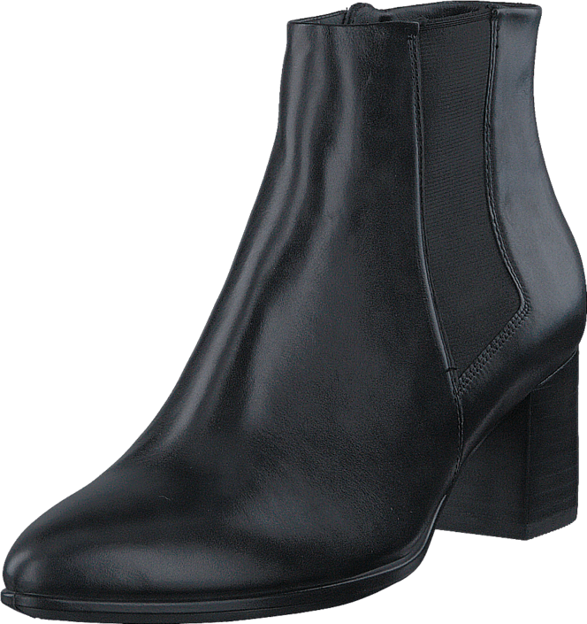 Ecco - 262633 Shape 45 Pointy Block Black