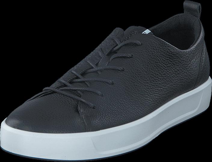 Footway SE - Ecco 440504 Soft 8 Men's Black, Skor, Sneakers & Sportskor, Sneakers, Blå,  1197.00