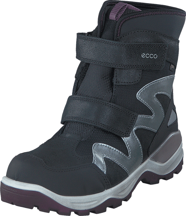 Ecco 710223 Snow Mountain Black/Titanium