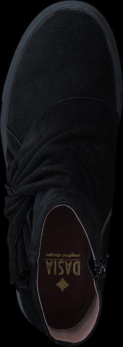 Dasia - Daylily High Bow Black