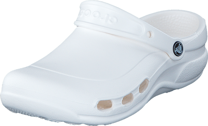 Footway SE - Crocs Specialist Vent White, Skor, Sandaler & Tofflor, Foppatofflor, Vit, Unisex 437.00