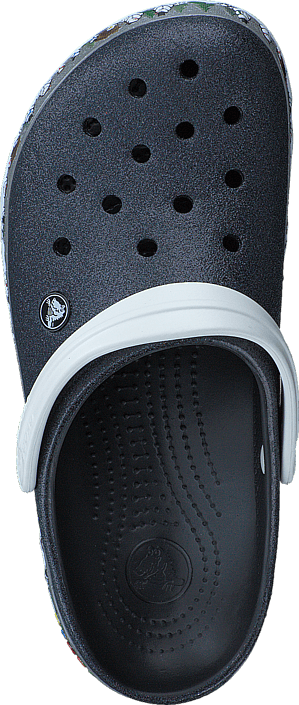 Crocs Crocband Holiday Clog Black