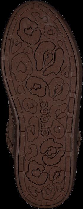 Crocs - LodgePoint Suede Bootie W Hazelnut