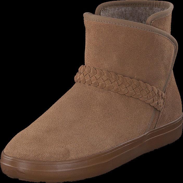 Footway SE - Crocs LodgePoint Suede Bootie W Hazelnut, Skor, Kängor & Boots, Curlingkängor, B 847.00