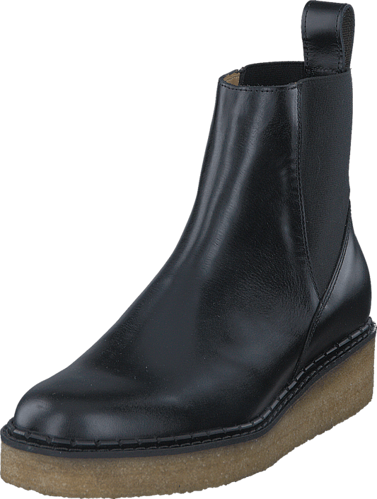 Hope - Mix Chelsea Boot Black
