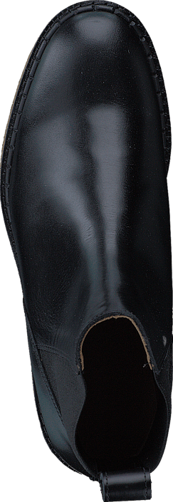 Hope Mix Chelsea Boot Black