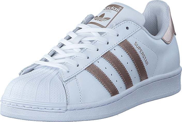 adidas Originals - Superstar W Ftwr White/Supplier Colour/Ftw