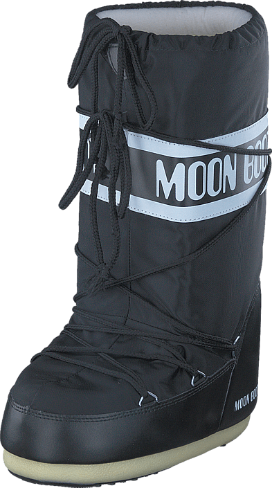 Moon Boot - Nylon Black
