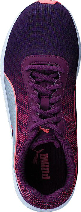 Puma Comet Jr Nrgy Peach-dark Purple