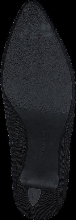 United Nude Fold Lite Mid Black Elastic