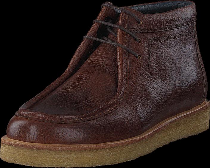 Footway SE - Angulus Boot w. laces 2509 Medium Brown, Skor, Kängor & Boots, Chukka boots, Bru 1647.00