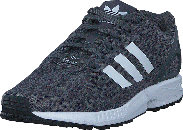 Footway SE - adidas Originals Zx Flux Grey Five F17/Ftwr White/Core, Skor, Sneakers & Sportsk 947.00