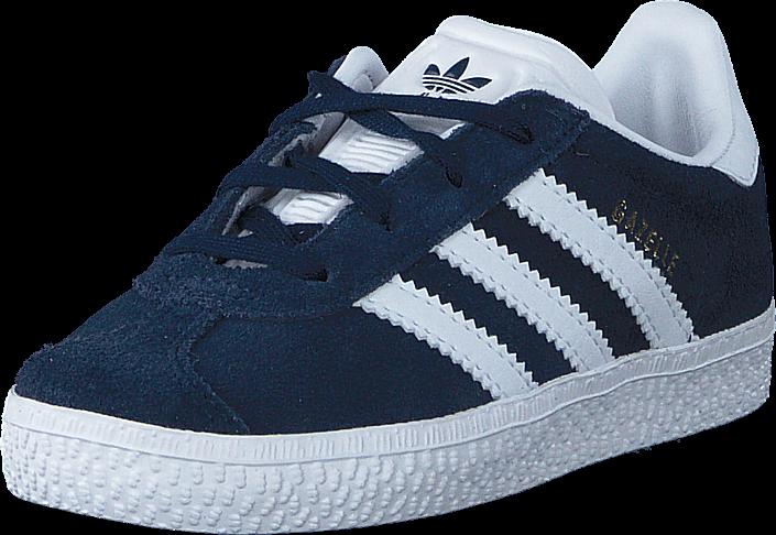 Footway SE - adidas Originals Gazelle I Collegiate Navy/Ftwr White/Ftw, Skor, Sneakers & Spor 497.00