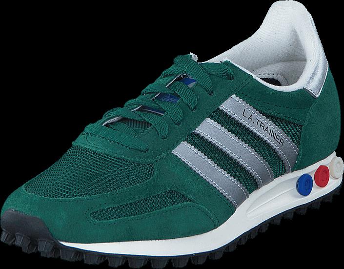 adidas Originals - La Trainer Og Collegiate Green/Silver