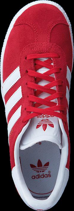 adidas Originals - Gazelle C Scarlet/Ftwr White/Gold Met.