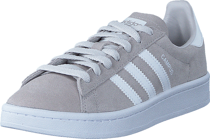 adidas Originals - Campus J Grey One F17/Ftwr White/Ftwr W