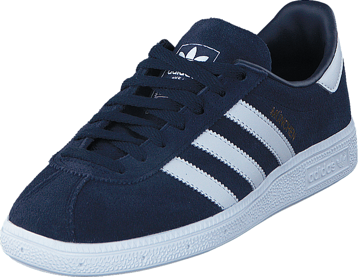 adidas Originals - Munchen Legend Ink F17/Grey One F17/Go