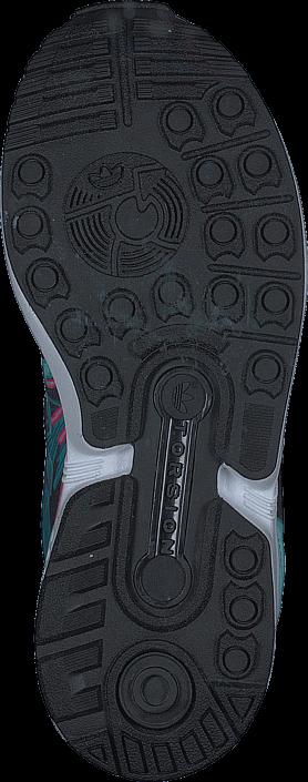 adidas Originals - Zx Flux C Energy Aqua F17/Energy Aqua F1